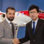 Jetex займется продажами HondaJet Elite на Ближнем Востоке