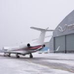 Техцентр Embraer открыт в FBO RIGA